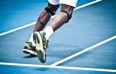 آموزش تنیس فوت وورک