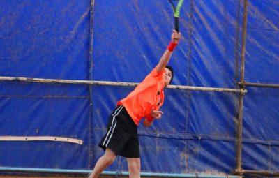 استعدادیابی تنیس
