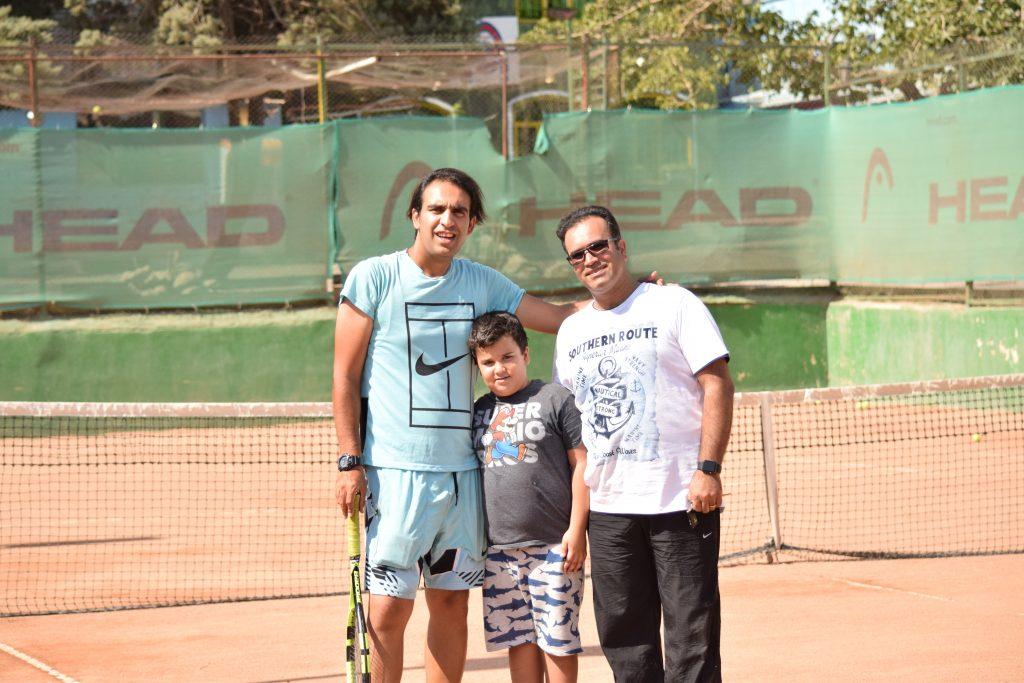 تقویت ذهنی بازیکنان جوان تنیس