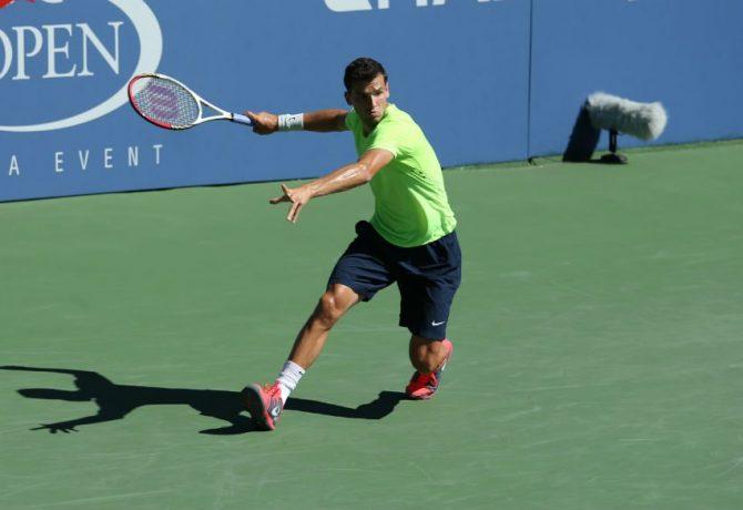 آموزش فورهند تنیس صحنه آهسته
