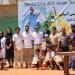 ایلیا جعفر و مهرانه ظهوریان جام قهرمانی رقابت های تور تنیس زیر ۱۴ سال آسیا را تصاحب کردند
