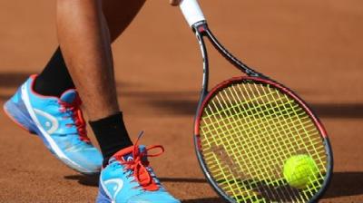 رقابت های تنیس آزاد اقایان