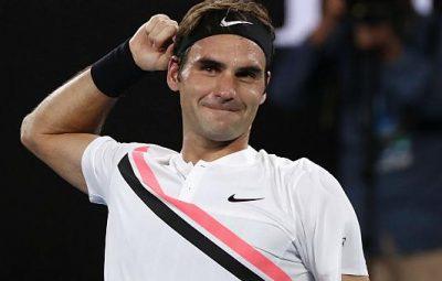 تنیس - تمرینات راجرر فدرر