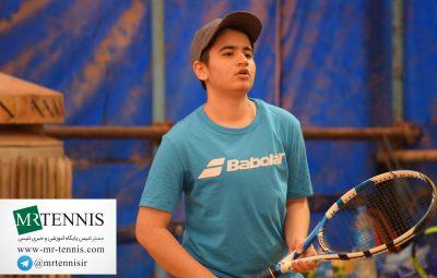آموزش تنیس اصفهان