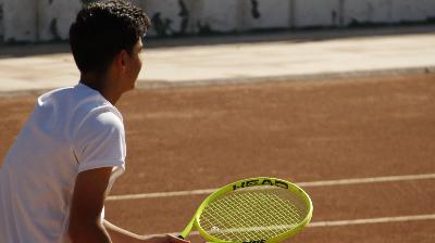 مسابقات تنیس انتخابی در مازندران